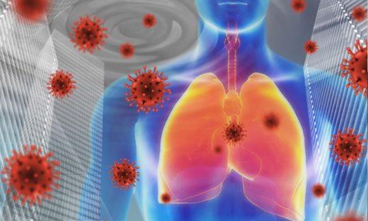 コロナウイルスのイメージ